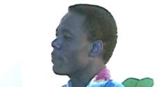 Dr. Bulayumi �ber den Kongo
